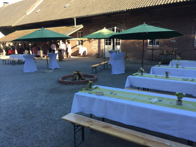 Hochzeit auf Gut Heimendahl