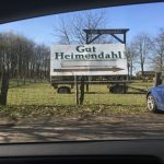 Locationcheck im Gut Heimendahl