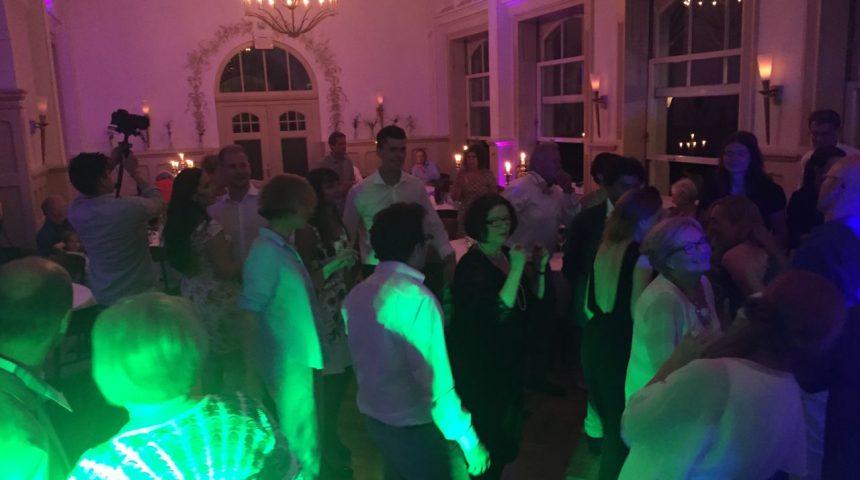 Hochzeit Party Stadtwaldhaus Krefeld DJ Andreas Rupek