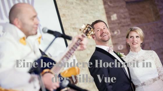 Eine besondere Hochzeit in der Villa Vue Essen