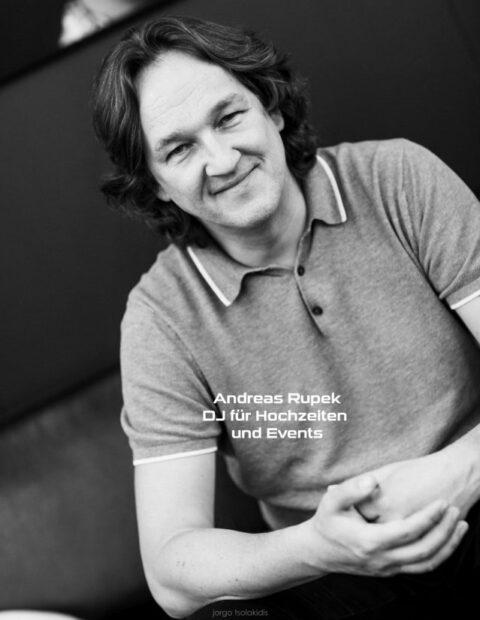DJ Andreas Rupek DJ für Hochzeiten und Events